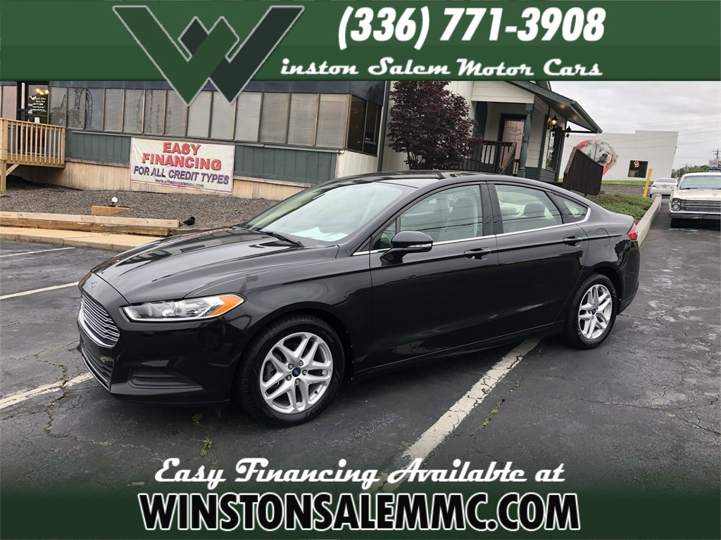 2013 Ford Fusion SE for sale in Winston-Salem