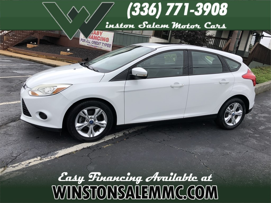 2013 Ford Focus SE Hatch for sale by dealer