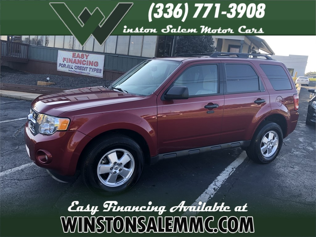 2012 Ford Escape XLT FWD for sale in Winston-Salem