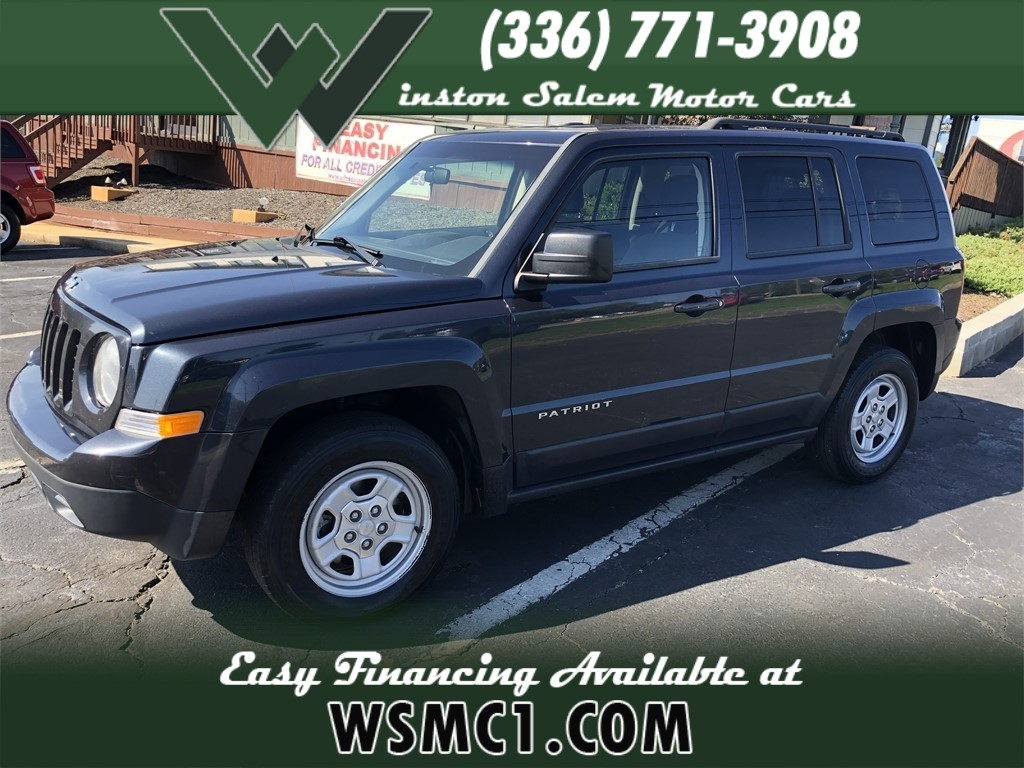 2014 Jeep Patriot Sport 2WD for sale in Winston-Salem