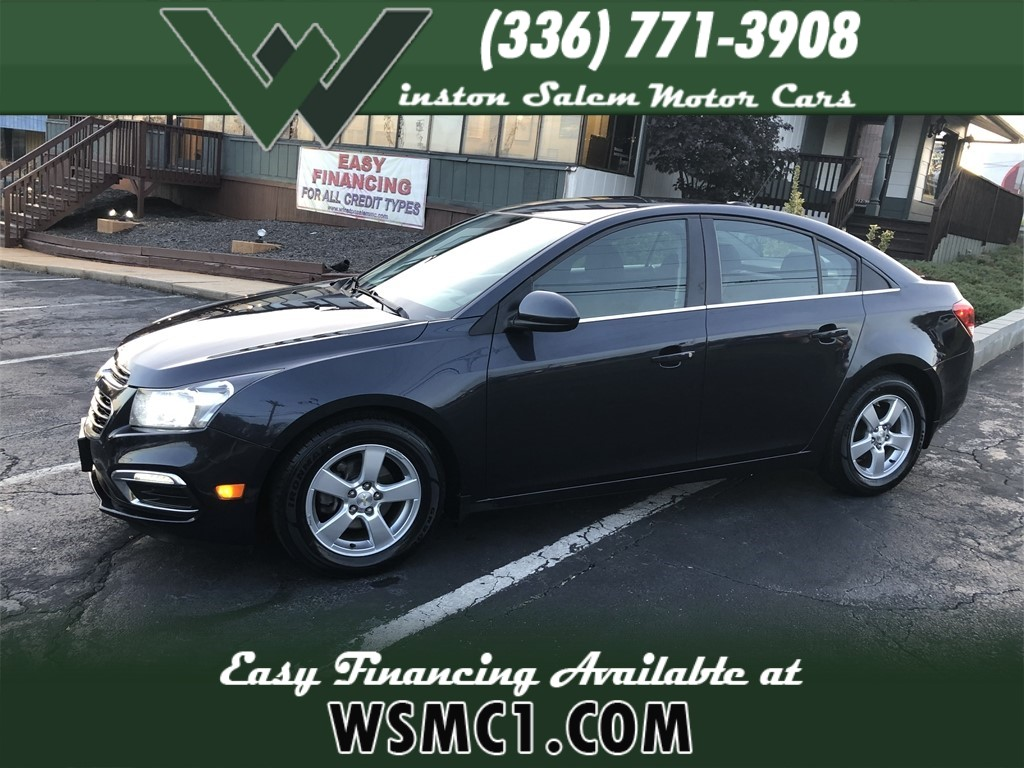 2015 Chevrolet Cruze 1LT Auto for sale in Winston-Salem
