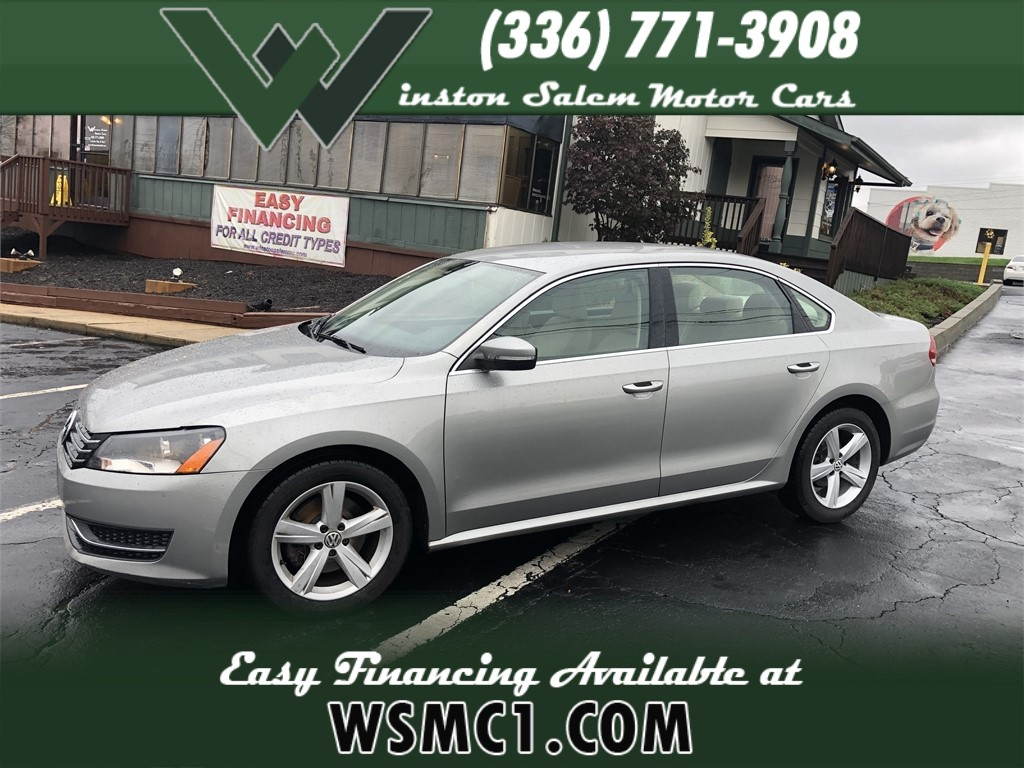 2013 Volkswagen Passat 2.5L SE for sale in Winston-Salem