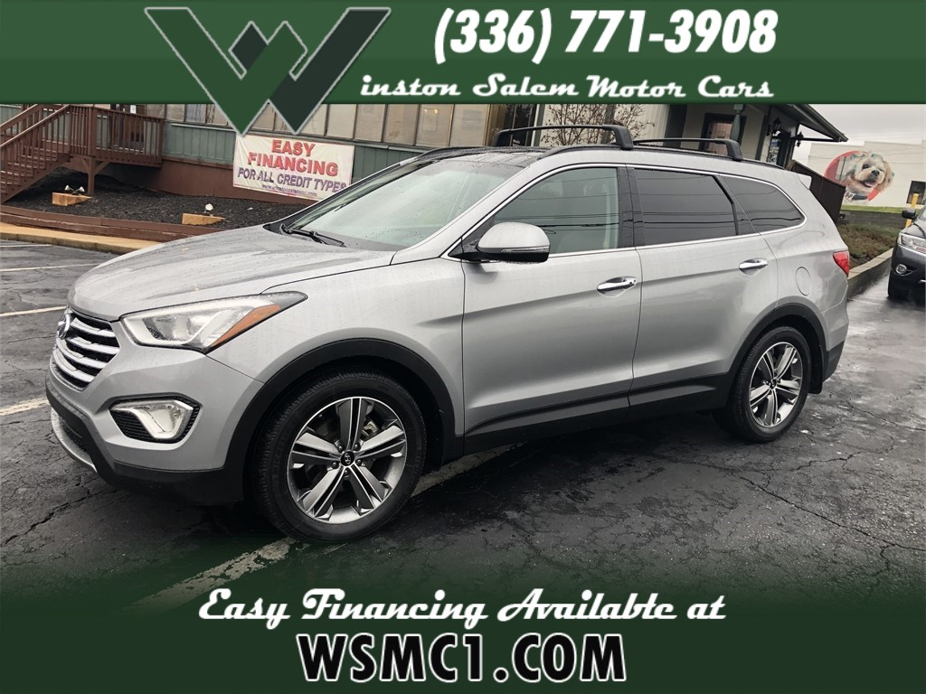 2014 Hyundai Santa Fe Limited FWD for sale in Winston-Salem