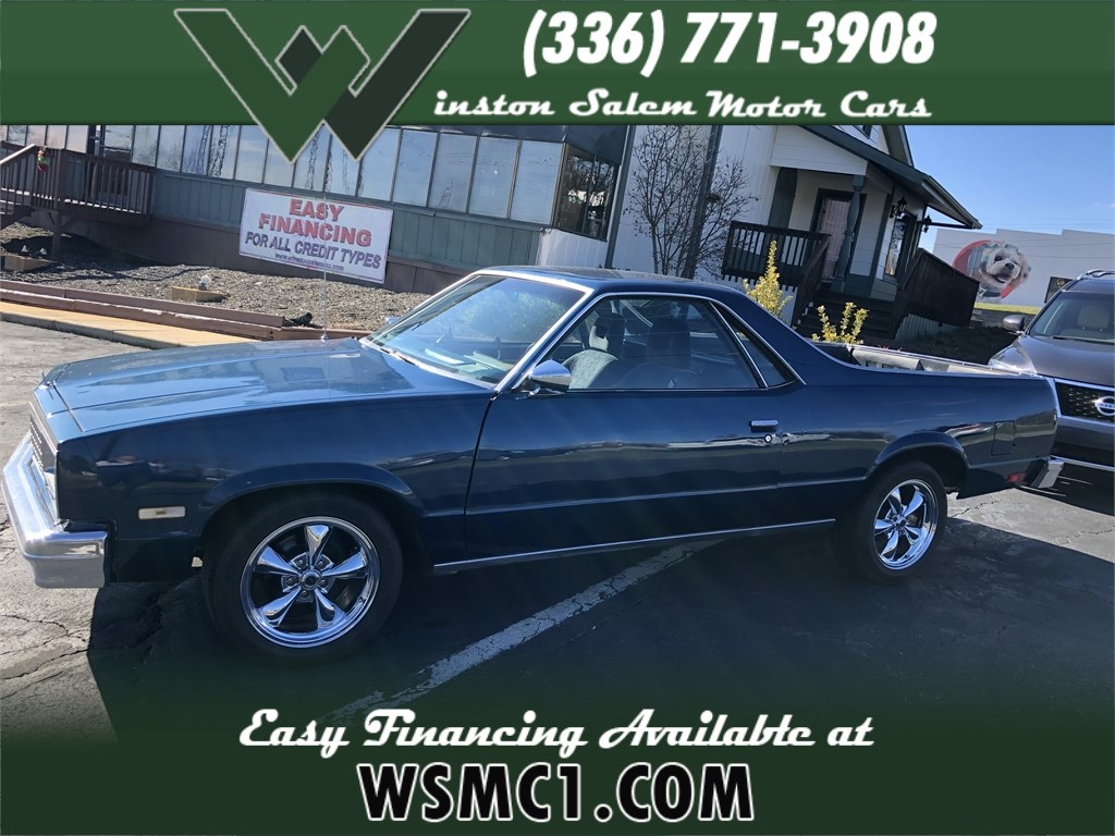 1983 Chevrolet  El Camino for sale in Winston-Salem