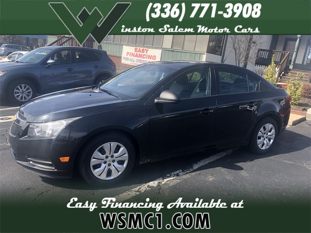 2014 Chevrolet Cruze LS Auto for sale in Winston-Salem