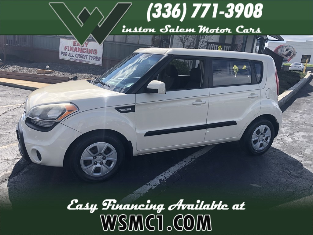 2012 Kia Soul  for sale in Winston-Salem