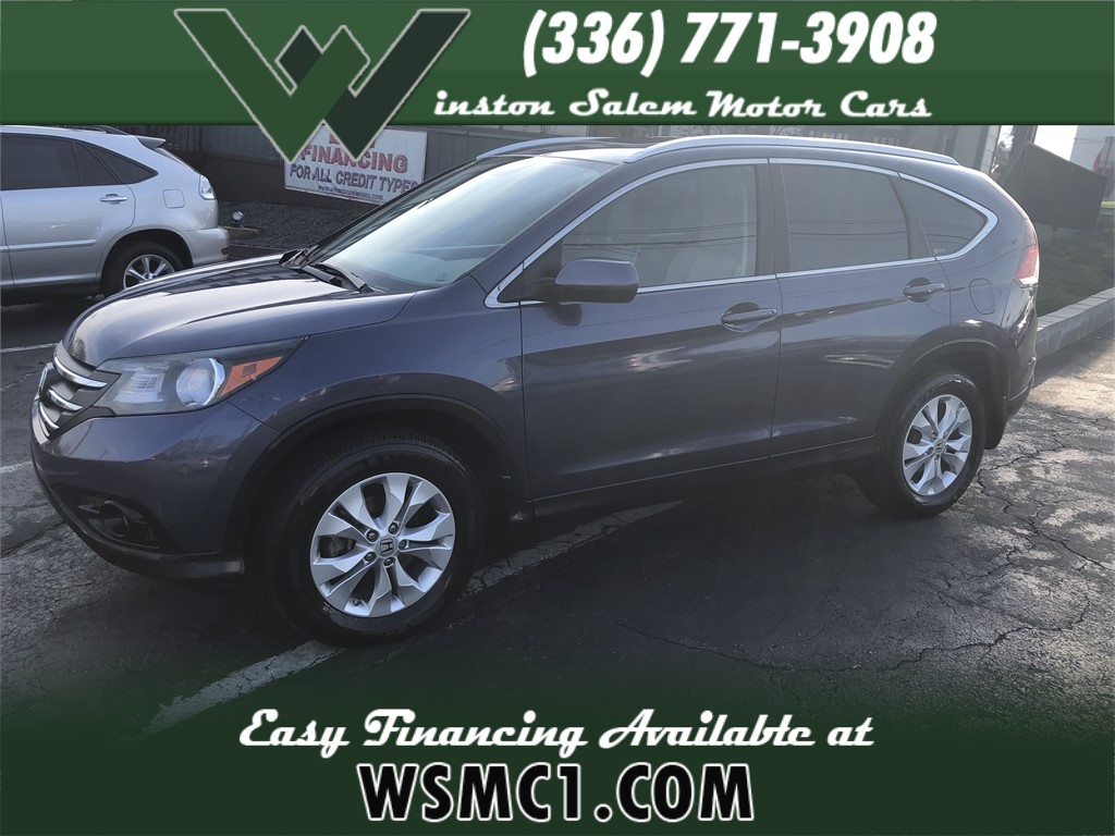 2012 Honda CR-V EX-L AWD for sale in Winston-Salem