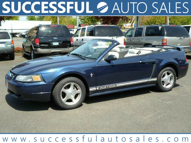 2001 FORD MUSTANG for sale by dealer