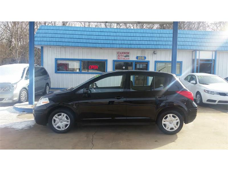 2012 Nissan Versa 1.8 S Hatchback for sale by dealer