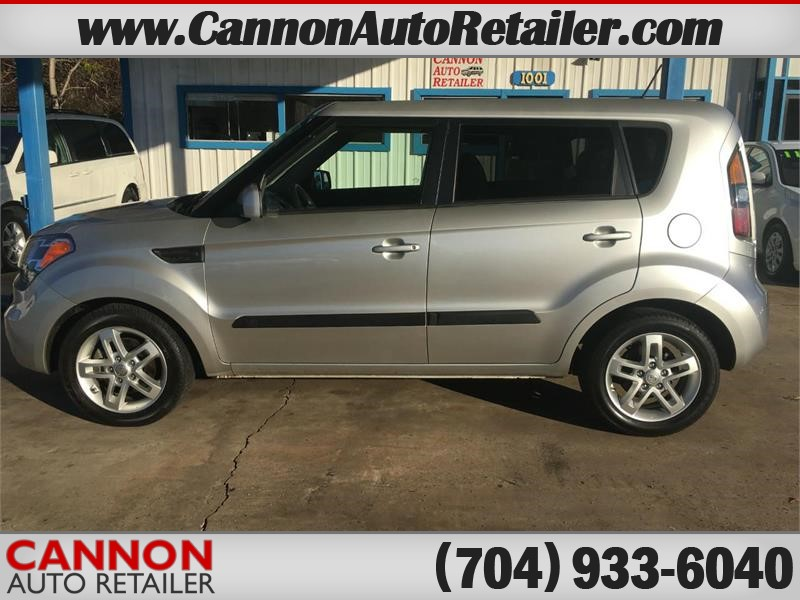 2011 Kia Soul + for sale by dealer