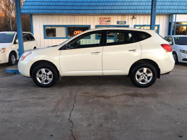 2010 Nissan Rogue S AWD for sale by dealer