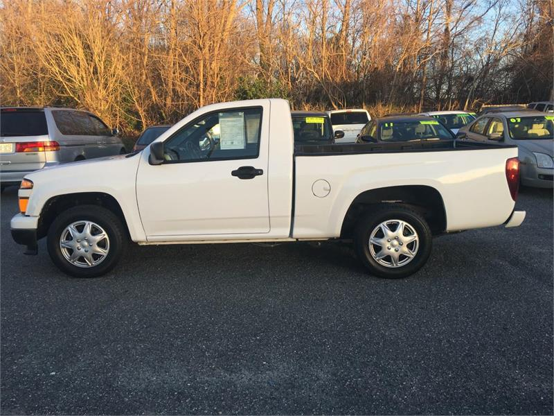 2011 Chevrolet Colorado Work Truck 2WD for sale by dealer