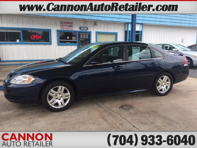 2012 Chevrolet Impala LT (Fleet) for sale!