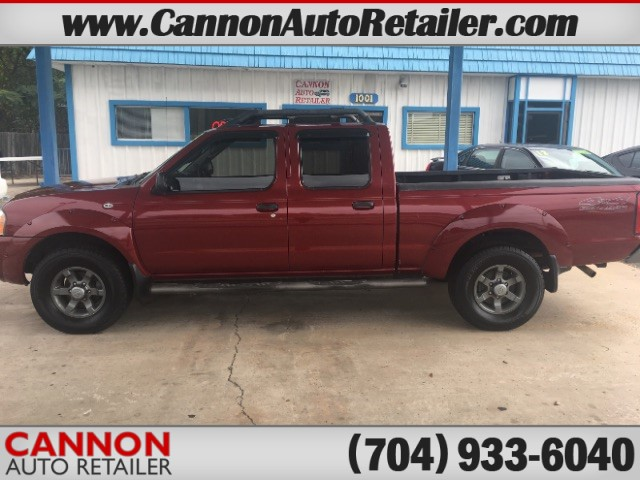 2004 Nissan Frontier XE-V6 Crew Cab Long Bed 4WD for sale by dealer