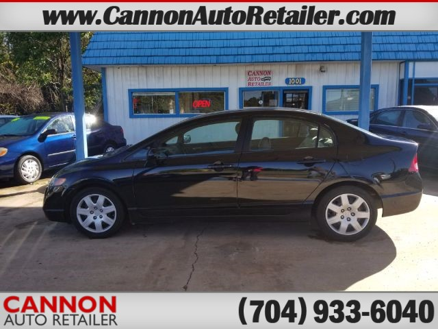 2008 Honda Civic LX Sedan AT for sale by dealer