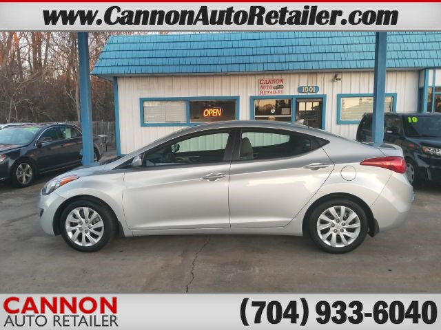 2013 Hyundai Elantra GLS A/T for sale by dealer