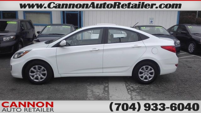 2013 Hyundai Accent GLS 4-Door for sale by dealer
