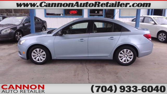 2011 Chevrolet Cruze 2LS for sale by dealer