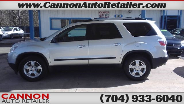 2010 GMC Acadia SL FWD for sale by dealer