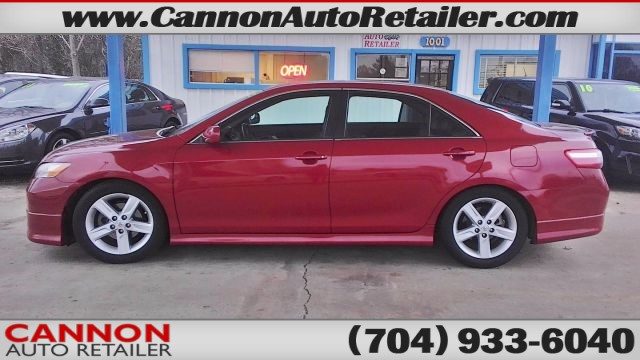 2009 Toyota Camry SE 5-Spd AT for sale by dealer