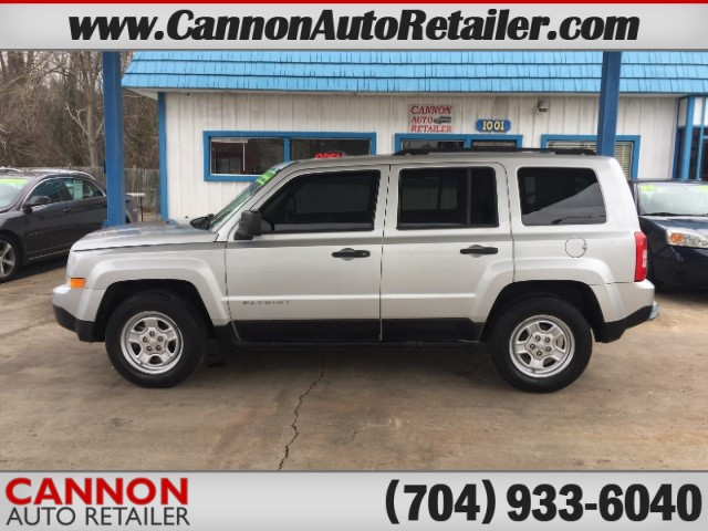 2011 Jeep Patriot 2WD for sale by dealer
