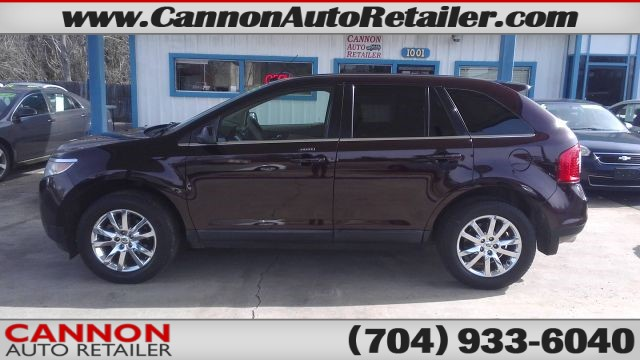 2011 Ford Edge Limited FWD for sale by dealer