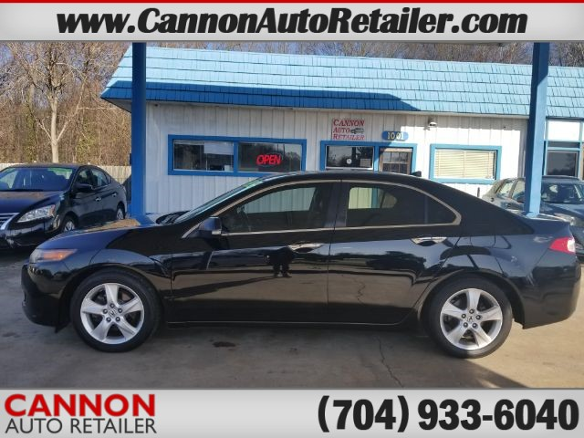Acura TSX 5-Speed AT with Tech Package in Kannapolis