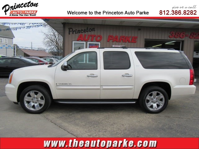 2008 gmc yukon xl slt 1500 for sale in princeton. Black Bedroom Furniture Sets. Home Design Ideas