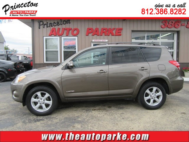 2012 TOYOTA RAV4 LIMITED for sale by dealer