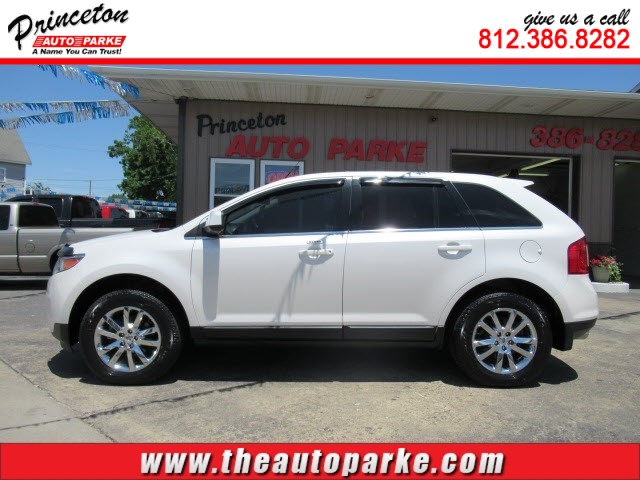 2011 FORD EDGE LIMITED for sale by dealer