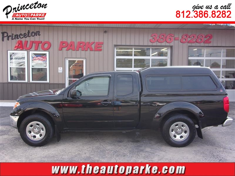 2007 NISSAN FRONTIER KING CAB XE for sale in Princeton