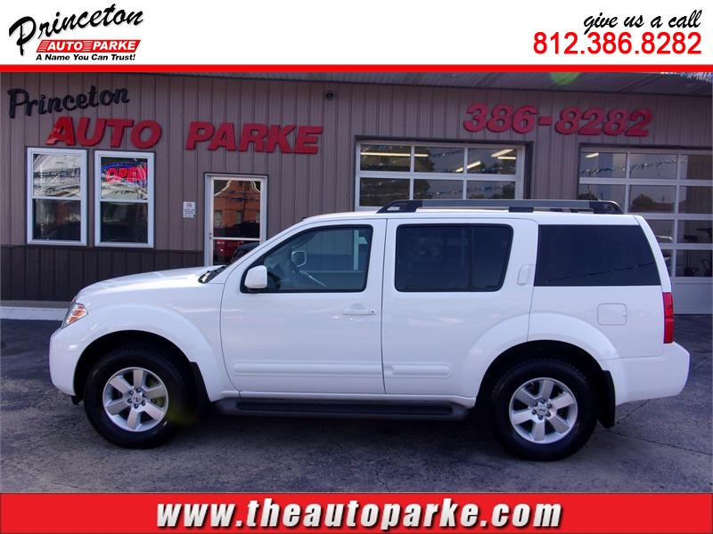 2012 NISSAN PATHFINDER S for sale in Princeton