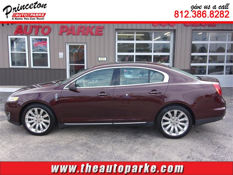 2009 LINCOLN MKS for sale in Princeton