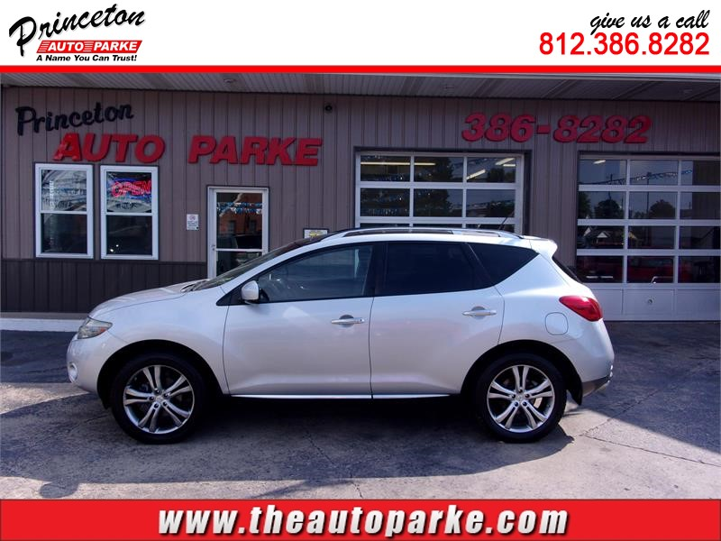 2009 NISSAN MURANO S for sale in Princeton