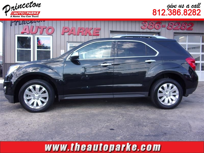 2011 CHEVROLET EQUINOX LTZ for sale in Princeton