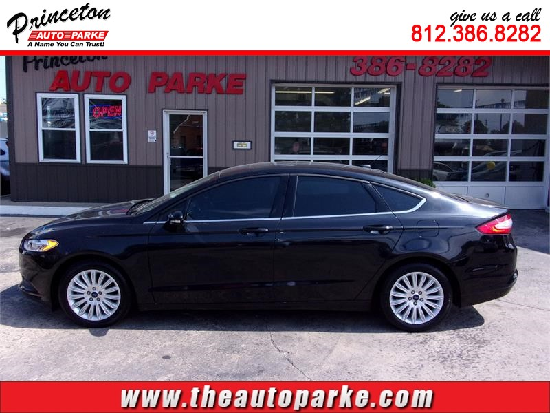 2016 FORD FUSION SE for sale in Princeton