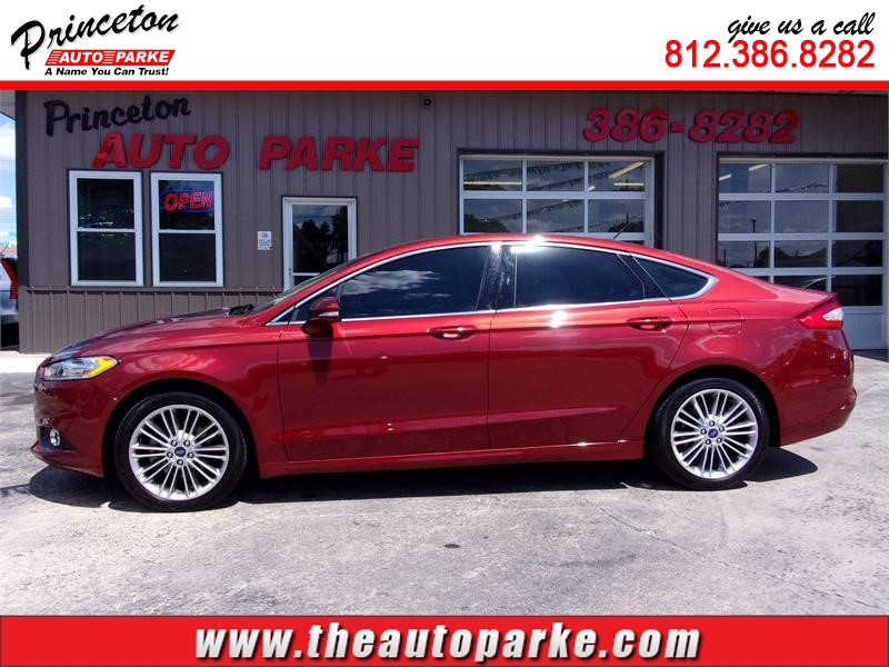 2014 FORD FUSION SE for sale in Princeton