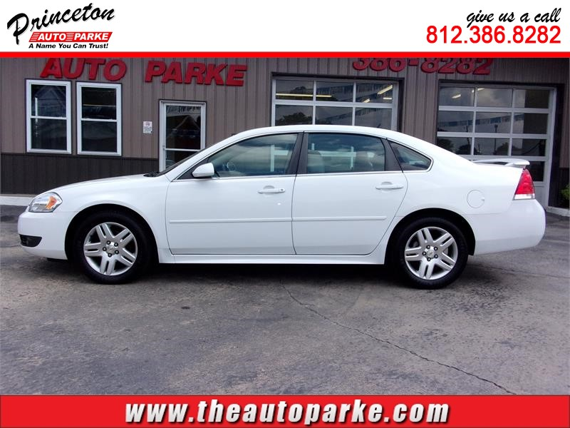 2011 CHEVROLET IMPALA LT for sale in Princeton