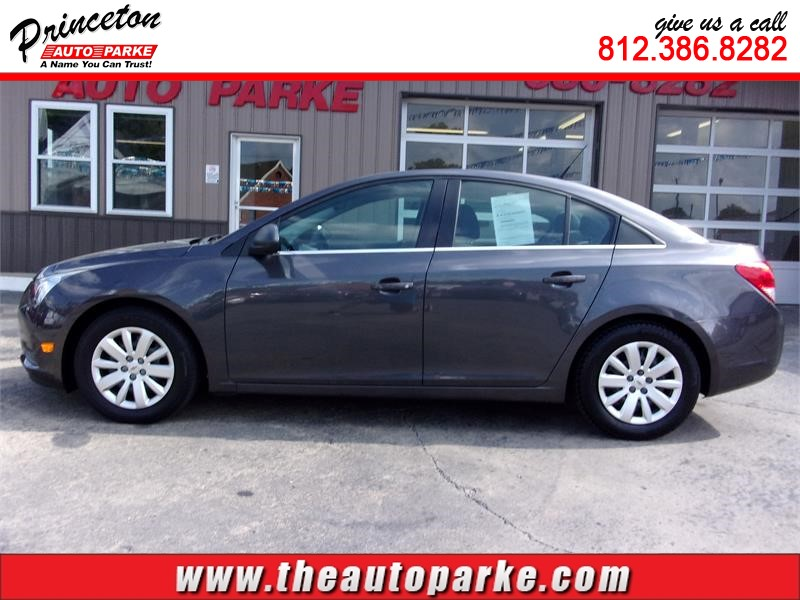 2011 CHEVROLET CRUZE LS for sale in Princeton