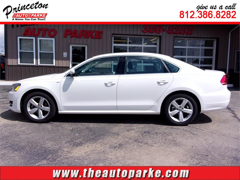 2014 VOLKSWAGEN PASSAT TSI for sale in Princeton