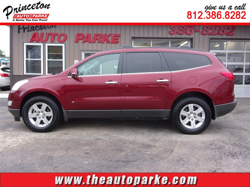 2010 CHEVROLET TRAVERSE LT for sale in Princeton