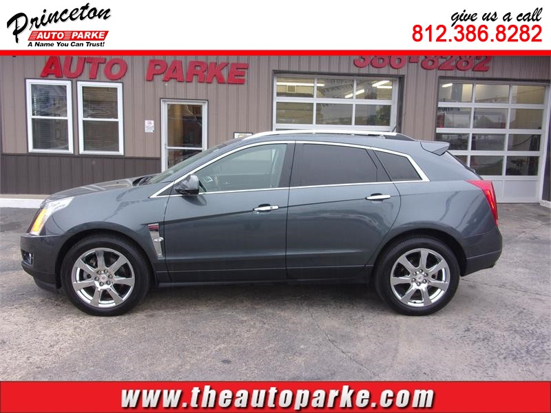 2010 CADILLAC SRX PREMIUM COLLECTION for sale by dealer