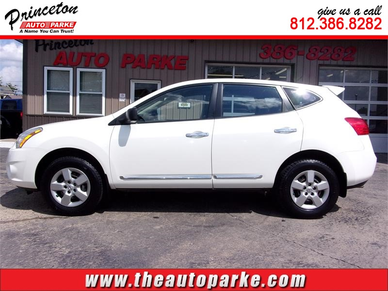 2011 NISSAN ROGUE S for sale in Princeton