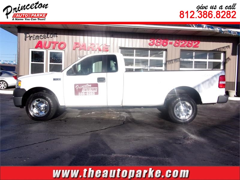 2006 FORD F150 for sale in Princeton