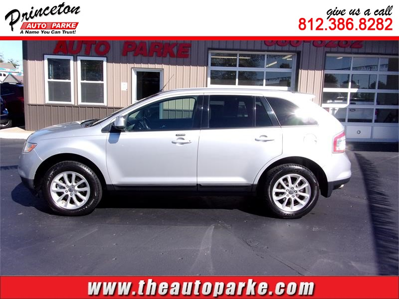 2010 FORD EDGE SEL for sale in Princeton