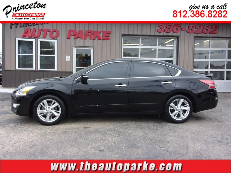 2014 NISSAN ALTIMA 2.5 for sale in Princeton