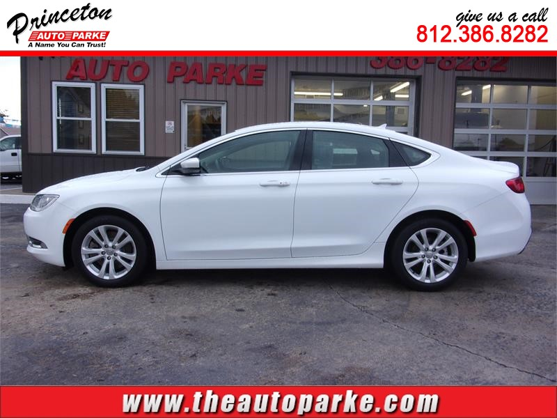 2016 CHRYSLER 200 LIMITED for sale in Princeton