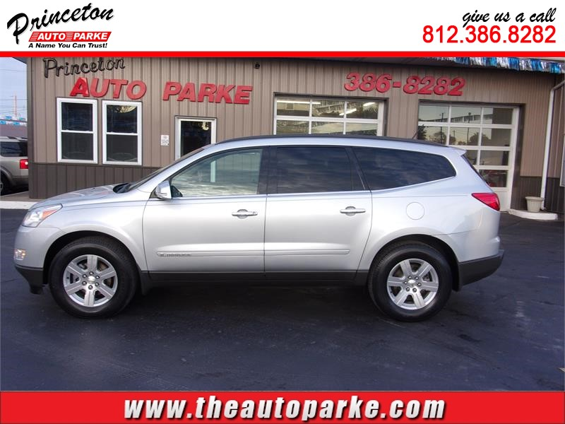 2009 CHEVROLET TRAVERSE LT for sale in Princeton