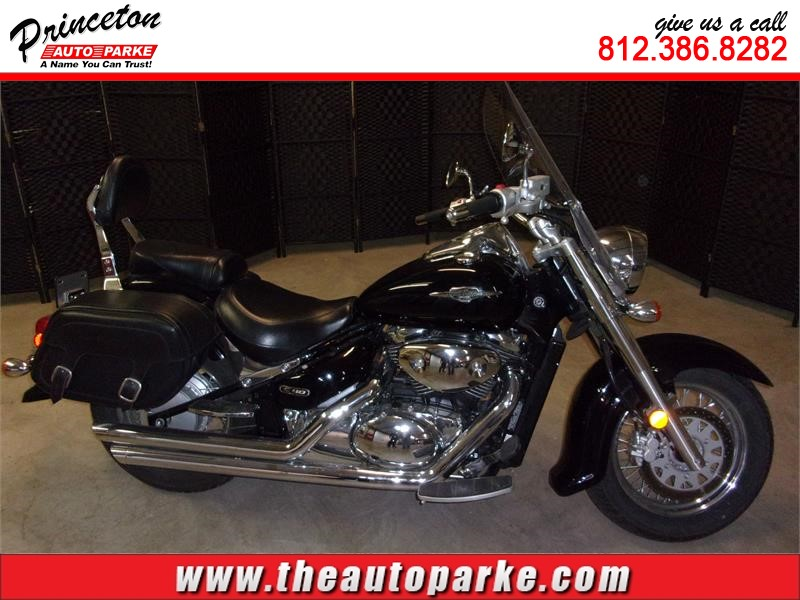 2007 SUZUKI VL800 MOTORCYCLE for sale by dealer
