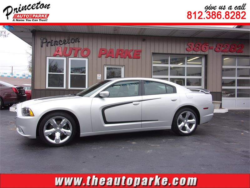 2012 DODGE CHARGER SXT for sale in Princeton